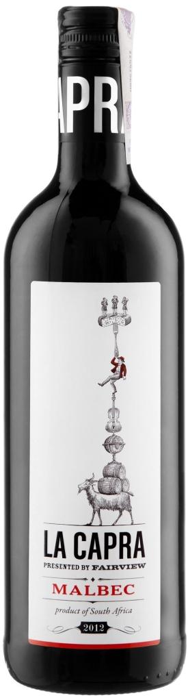 Wino La Capra Malbec Paarl