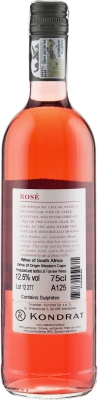 Wino Leeuwenjacht Rose