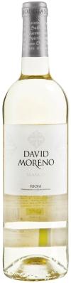 Wino David Moreno Blanco Joven Rioja DOCa 2017