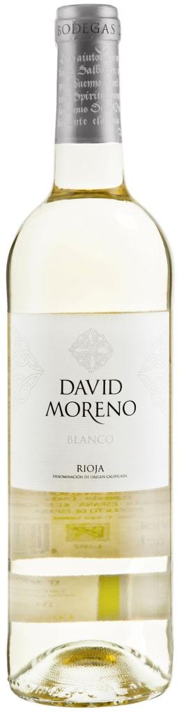 Wino David Moreno Blanco Joven Rioja DOCa 2018