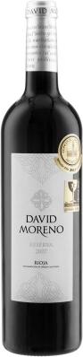 Wino David Moreno Reserva Rioja DOCa 2009