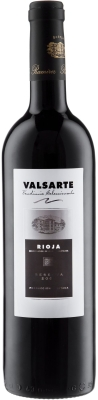 Wino Solana Ramirez Valsarte Reserva de Autor Rioja DOCa
