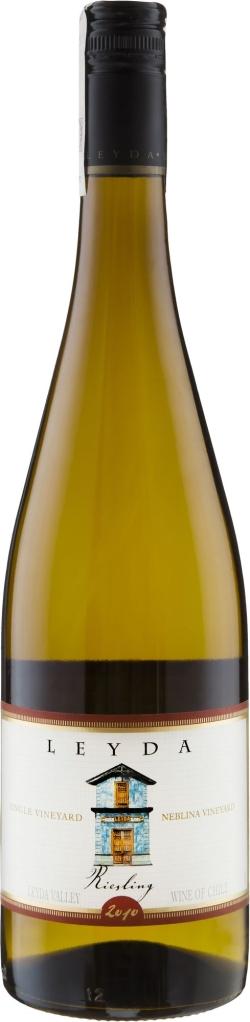 Wino Leyda Riesling Neblina Vineyard Leyda Valley
