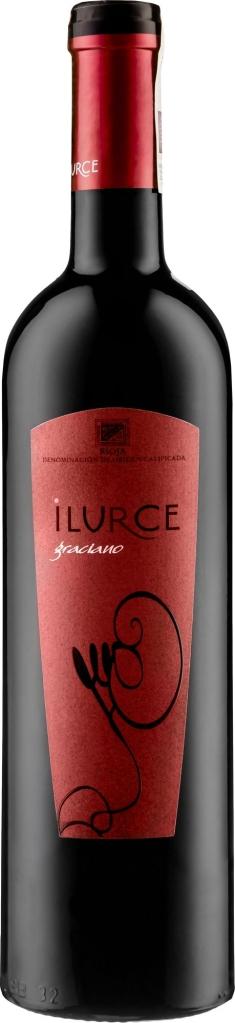 Wino Ilurce Graciano Rioja DOCa