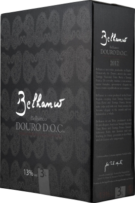 Bag-in-Box: Belhanco Tinto Douro DOC 3 l