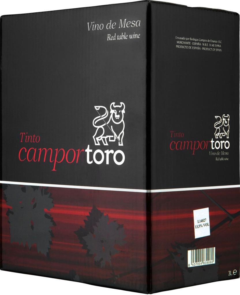 Wino Bag-in-Box: Enanzo Camportoro Tinto