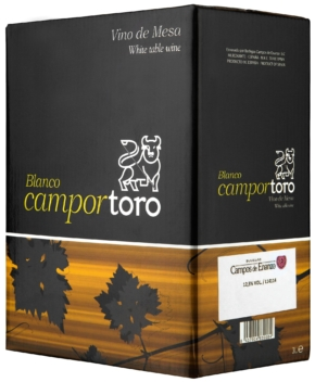 Bag-in-Box: Enanzo Camportoro Blanco 3 l