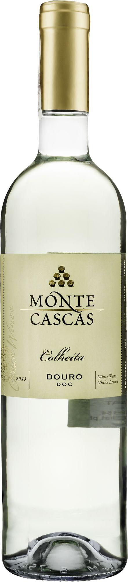 Wino Monte Cascas White Douro DOC