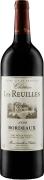 Wino Château Les Reuilles Rouge Bordeaux AOC 2016