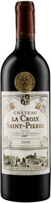Wino Château La Croix Saint-Pierre Blaye Côtes de Bordeaux AOC 2017