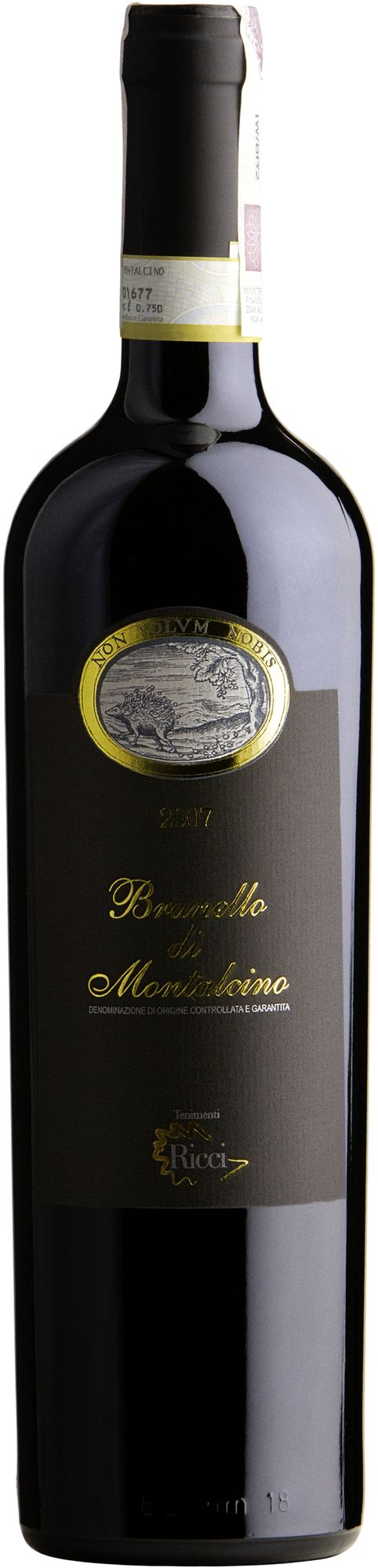 Wino Tenimenti Ricci Brunello di Montalcino DOCG