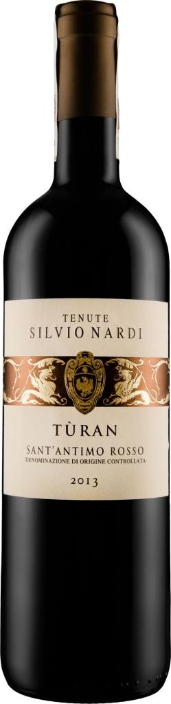 Wino S. Nardi Turan Sant'Antimo DOC