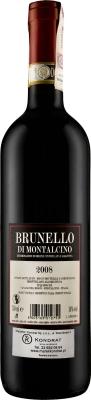 Wino S.Nardi Casale del Bosco Brunello di Montacino DOCG