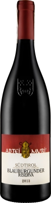 """Wino Muri Gries Pinot Nero Riserva """"Abtei Muri"""" Alto Adige DOC 2015"""