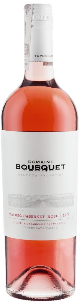 Wino Domaine Bousquet Rosé Malbec Mendoza Tupungato