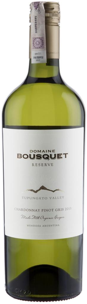 Wino Domaine Bousquet Reserva Chardonnay/Pinot Gris Mendoza Tupungato