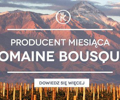 12/12. Miesiąc Domaine Bousquet