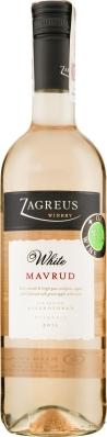 Wino Zagreus White Mavrud 2017