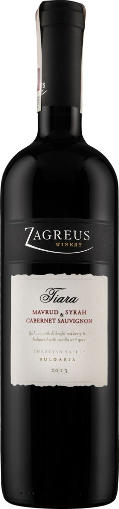 Wino Zagreus Tiara Cuvee 2016