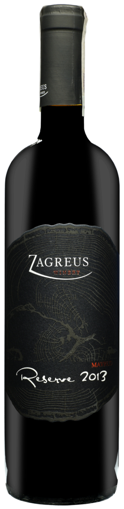 Wino Zagreus Mavrud Premium Reserve 2016