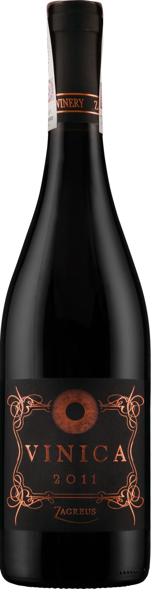 Wino Zagreus Vinica Mavrud