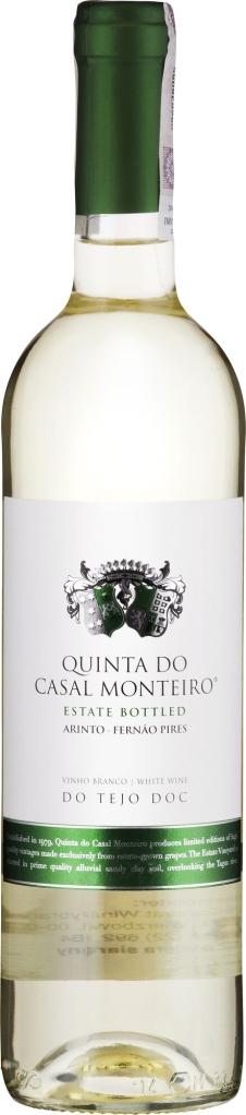 Wino Casal Monteiro Branco Tejo DOC 2016