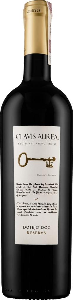 Wino Casal Monteiro Clavis Aurea Tejo DOC 2012