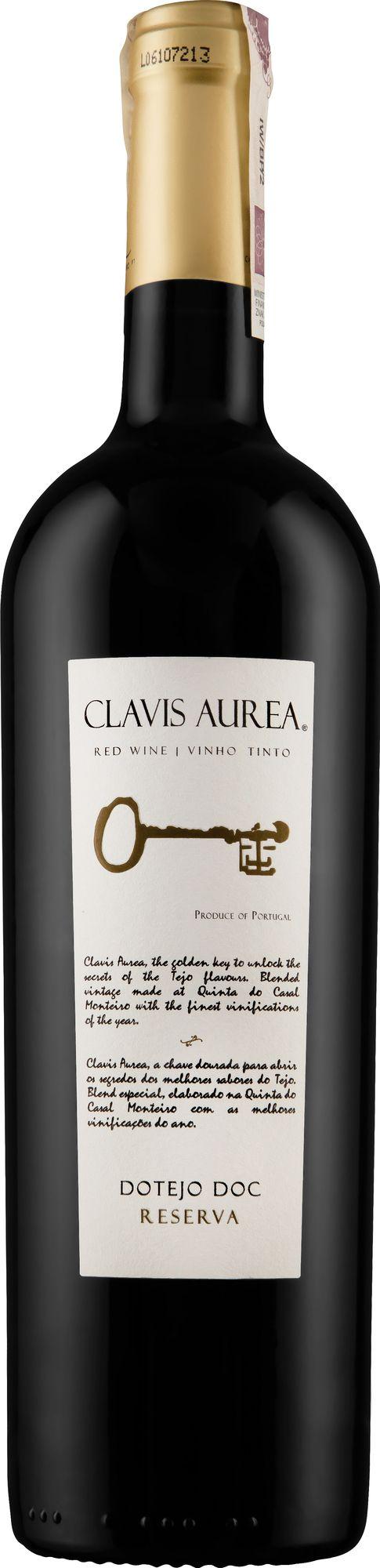 Wino Casal Monteiro Clavis Aurea Do Tejo DOCG