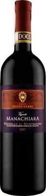 Wino S. Nardi Vigneto Manachiara Brunello di Montalcino DOCG 2012