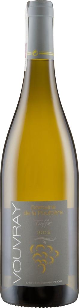 """Wino Poultiere Vouvray Sec """"Tuffo"""" 2018"""