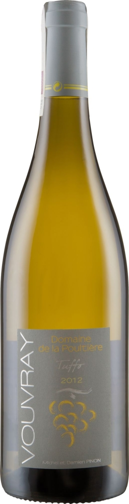 Wino Poultiere Vouvray Sec