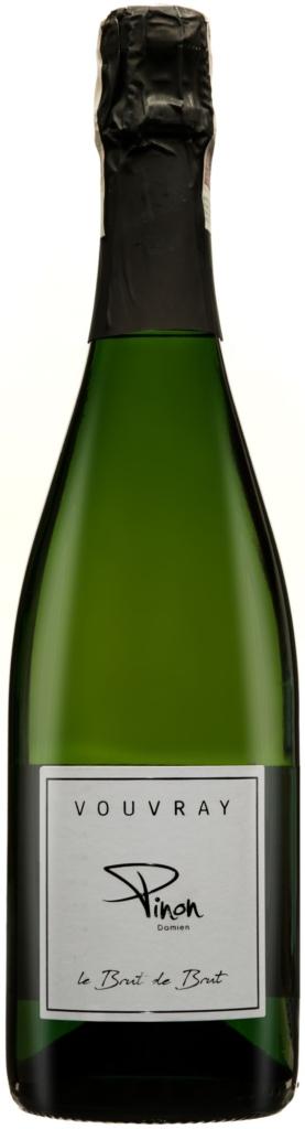 Wino Poultiere Vouvray Brut de Brut