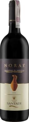 Wino Santadi Noras Cannonau di Sardegna DOC 2014