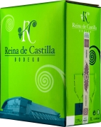 Wino Bag-in-Box: Reina de Castilla Blanco