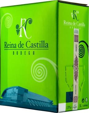 Wino Reina de Castilla Blanco