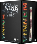 Wino Bag-in-Box: Arlanza Vinnum Tinto 3 l