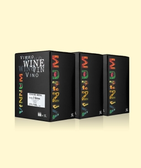 Zestaw Bag-in-Box: Arlanza Vinnum Tinto