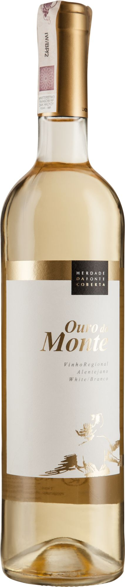 Wino Ouro de Monte Branco Alentejano VR
