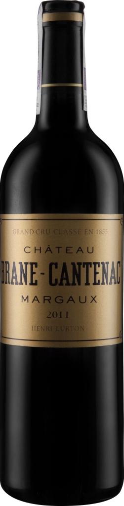 Wino Château Brane Cantenac MargauxAC Grand Cru Classé
