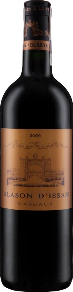 Wino Blason D'Issan MargauxAC Grand Cru Classé