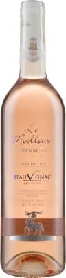 Wino Costières de Pomérols Beauvignac Rosé Moelleux Thau IGP