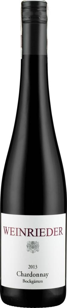 Wino Weinrieder Chardonnay Bockgärten Weinviertel 2016