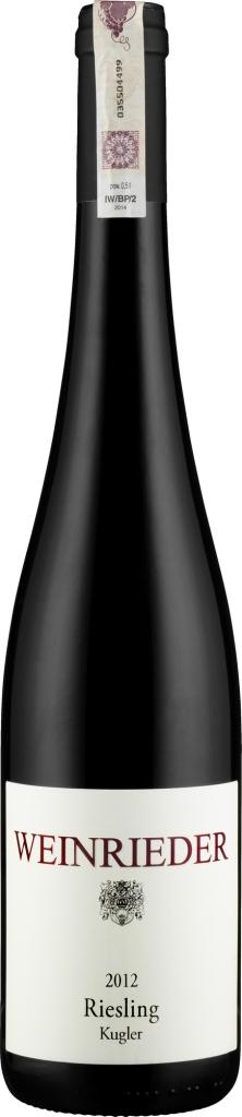 Wino Weinrieder Riesling Kugler Weinviertel 2015