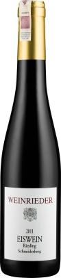 Wino Weinrieder Eiswein Riesling Schneiderberg Weinviertel 2015 375 ml