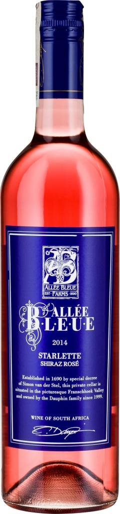 Wino Allée Bleue Starlette Rose