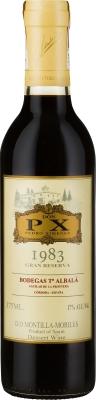 Wino Toro Albalá Don P.X. Gran Reserva Montilla-Morilles DO 1983 375 ml