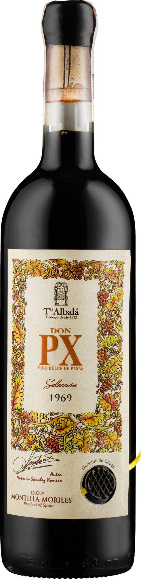 Wino Toro Albalá 1969 Don P.X. Seleccion Montilla-Morilles DO