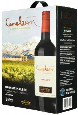 Bag-in-Box: Domaine Bousquet Cameleon Malbec Mendoza Tupungato 2020 3 l