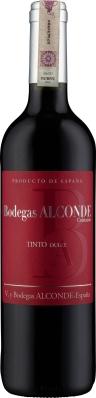 Wino Alconde Dulce Coleccion Tinto