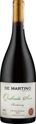 Wino De Martino S.V. Quebrada Seca ChardonnayLimarí Valley